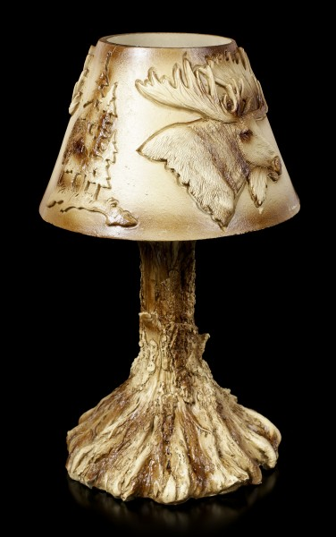 LED Nachtlicht mit Elch - Nature Light