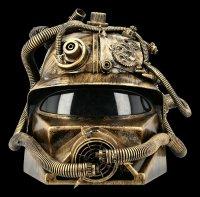 Steampunk Gashelm - Firefighter