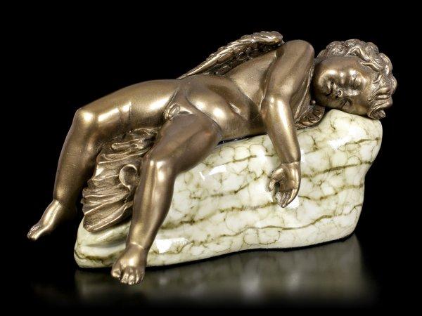 Eros Figurine - Sleeping Amor