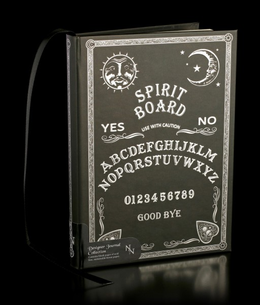 Hardcover Journal - Spirit Board