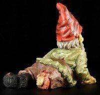 Kriechender Zombie Gartenzwerg