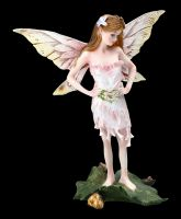 Elfen Figur - Rosalie in rosa Kleid