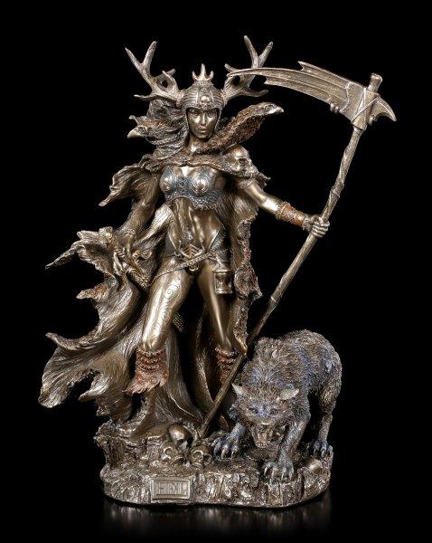 Hel Figur - nordische Göttin der Unterwelt