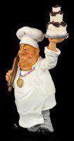 Head Chef - Funny Job Figurine