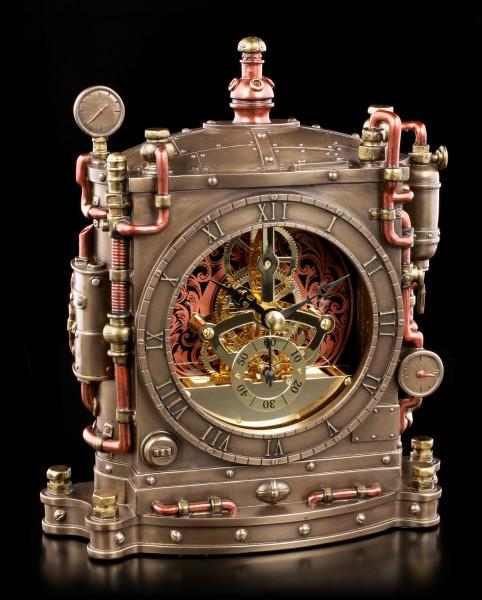 Steampunk Tischuhr - Horologist