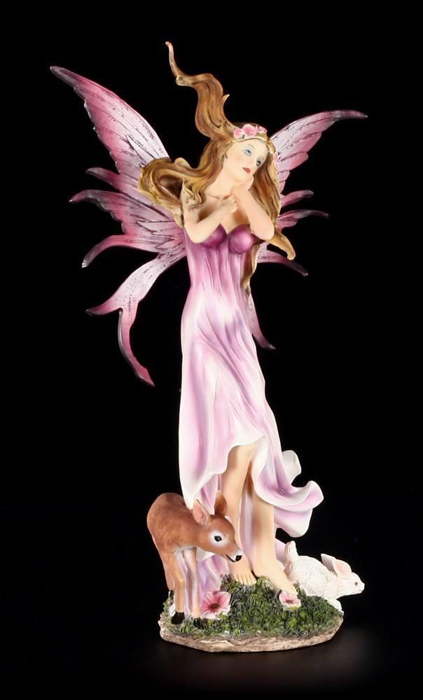 Fairy Figurine - Keona the Friendly