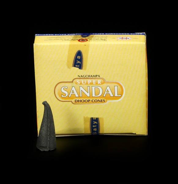 Incense Dhoop Cones - Super Sandal