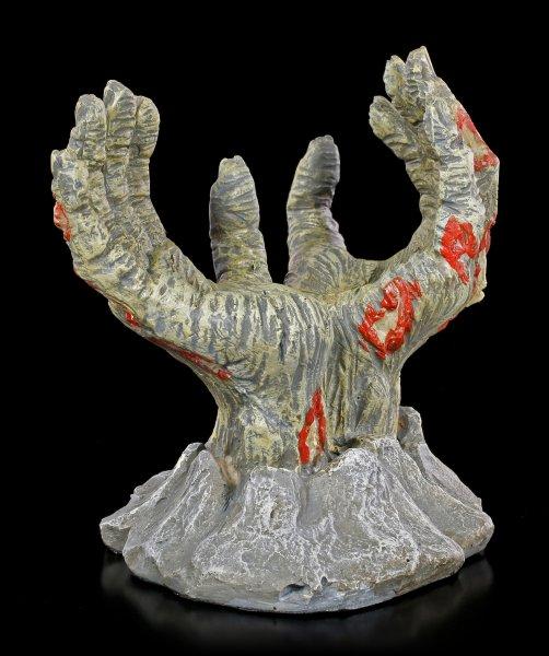 Flaschenhalter - Zombiehände