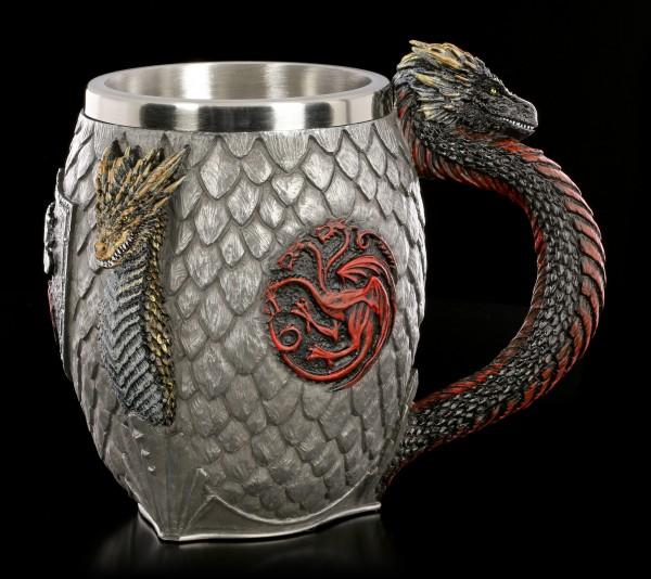 Game of Thrones Krug - Haus Targaryen