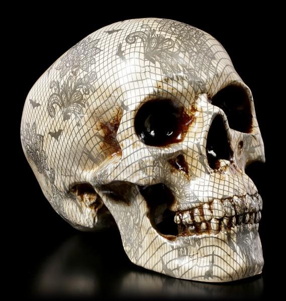Skull with Veil - Eve