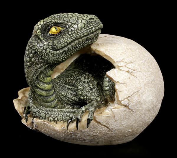 Dinosaur Figurine Hatches from Egg - Raptors Dawn