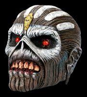 Zombie Head Box - Eddie Book of Souls