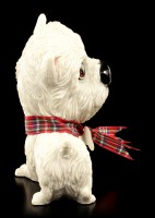 Dog Figurine - West Highland Terrier Harry - Little Paws