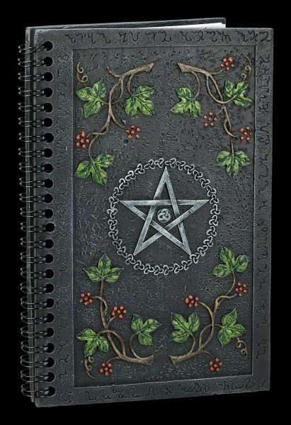 Notizbuch - Wicca Book of Shadows