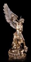 Erzengel Michael Figur - Sieg über den Teufel