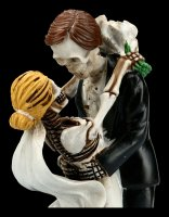 Skeleton Figurine - Love Never Dies - My One And Only