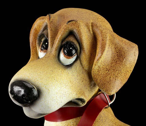 Lustige Hunde Figur - Labrador Retriever