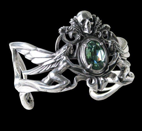 La Fleur de Baudelaire - Alchemy Gothic Armschmuck