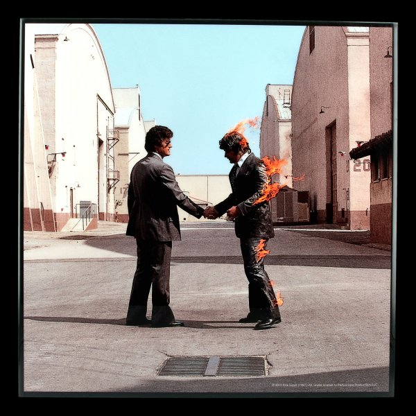 Pink Floyd Crystal Clear Picture - Wish You Were Here
