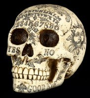 Witchboard Skull