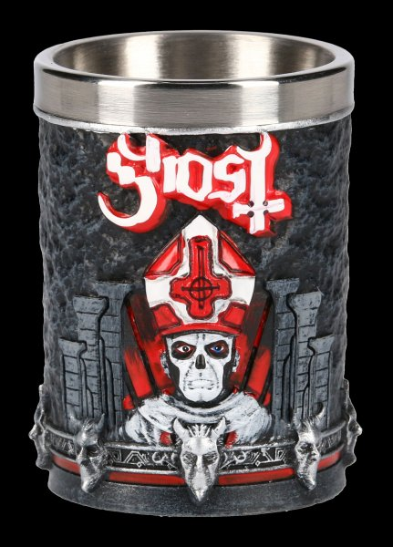 Ghost Shot Glass - Papa III Summons