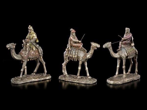 Christliche Figuren - Heilige drei Könige