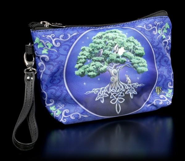 Kulturtasche mit Lebensbaum - Tree of Life