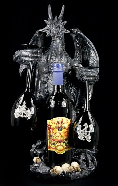 Dragon Wine Guardian