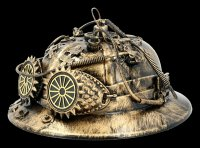 Steampunk Helm - Fire Fighter