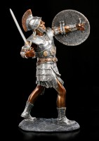 Gladiator Figur in Abwehrhaltung