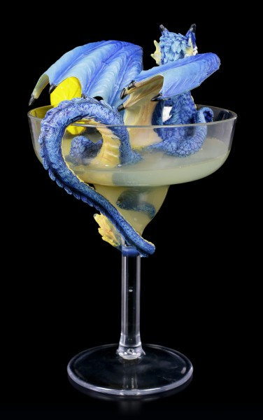 Dragon Figurine - Margarita by Stanley Morrison