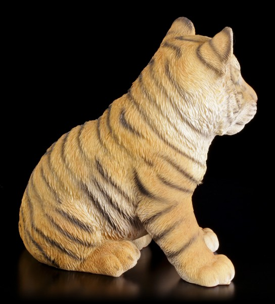 Gartenfigur - Tigerbaby
