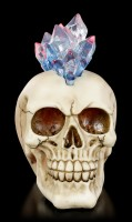 Mohican Skull LED - Crystal Hawk