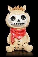 Furry Bones Figurine - Mel