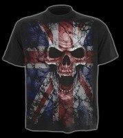 T-Shirt Totenkopf - Union Wrath