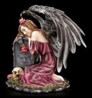 Dark Angel Figurine - I am always with you