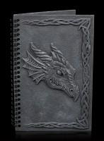 Notizbuch Drachenkopf
