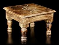 Tisch Altar - Triple Moon