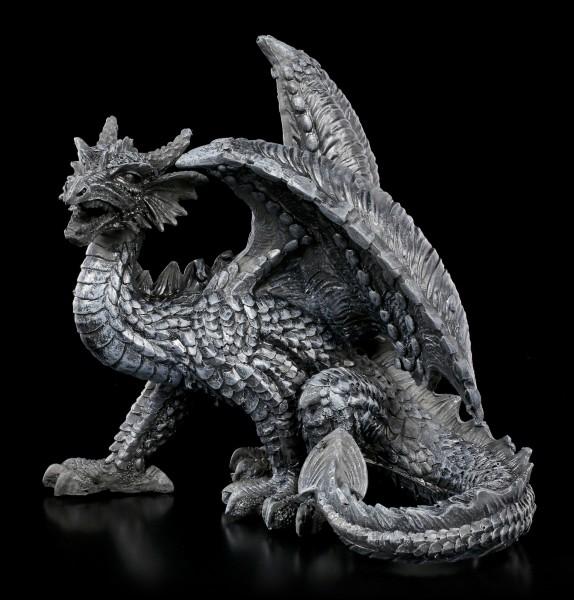 Dragon Figurine - Dark Shadow