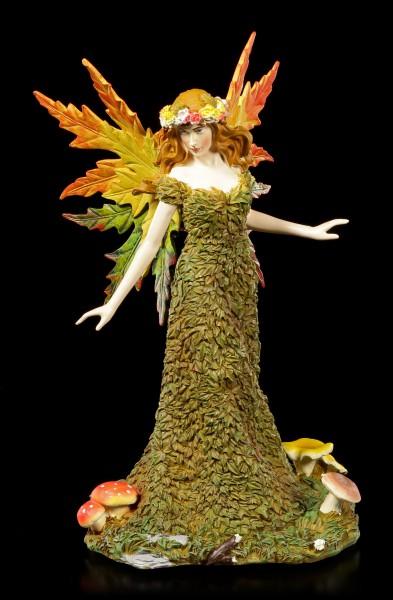 Elfen Figur - Schatz des Herbstes