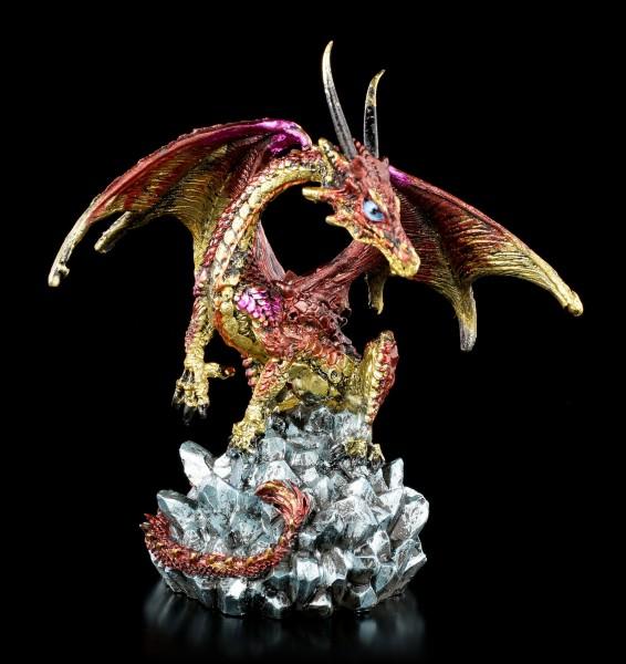 Drachen Figuren - Hoard Collectors - 4er Set