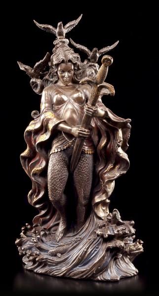 Nimue Figur - Herrin vom See - König Artus Sage