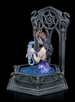 Water Dragon - Anne Stokes Figurine