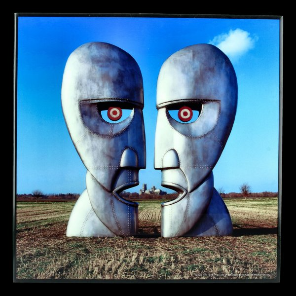 Pink Floyd Crystal Clear Picture - The Division Bell