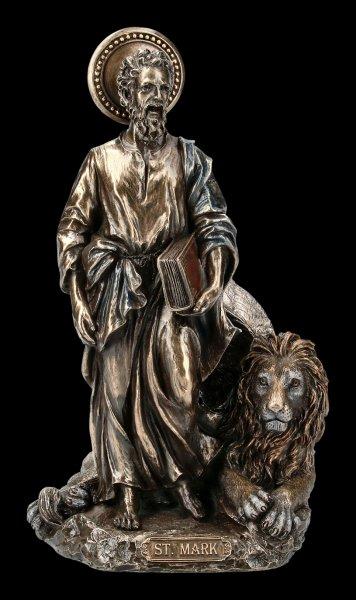 Heiligen Figur - Markus - Erster Bischof von Alexandria