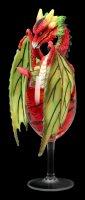 Dragon Figurine - Daiquiri by Stanley Morrison