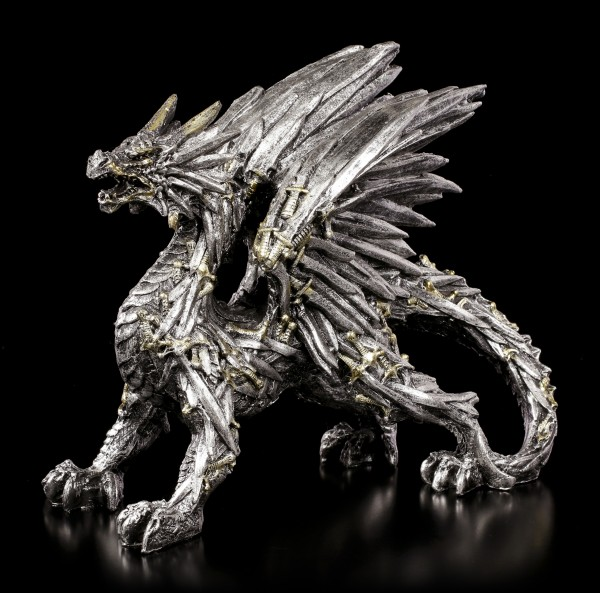 Dragon Figurine - Swordwing small