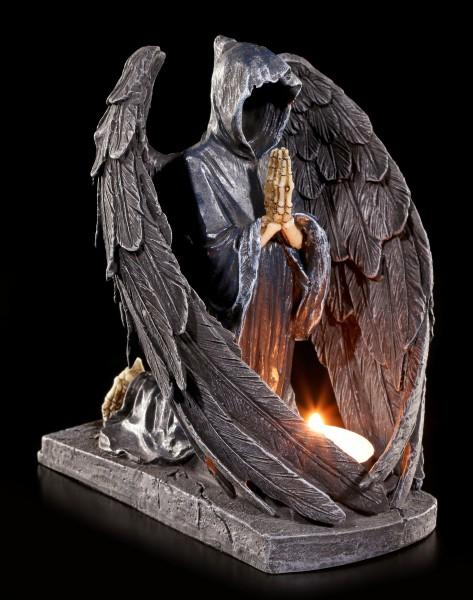 Tealightholder - Angel of Death