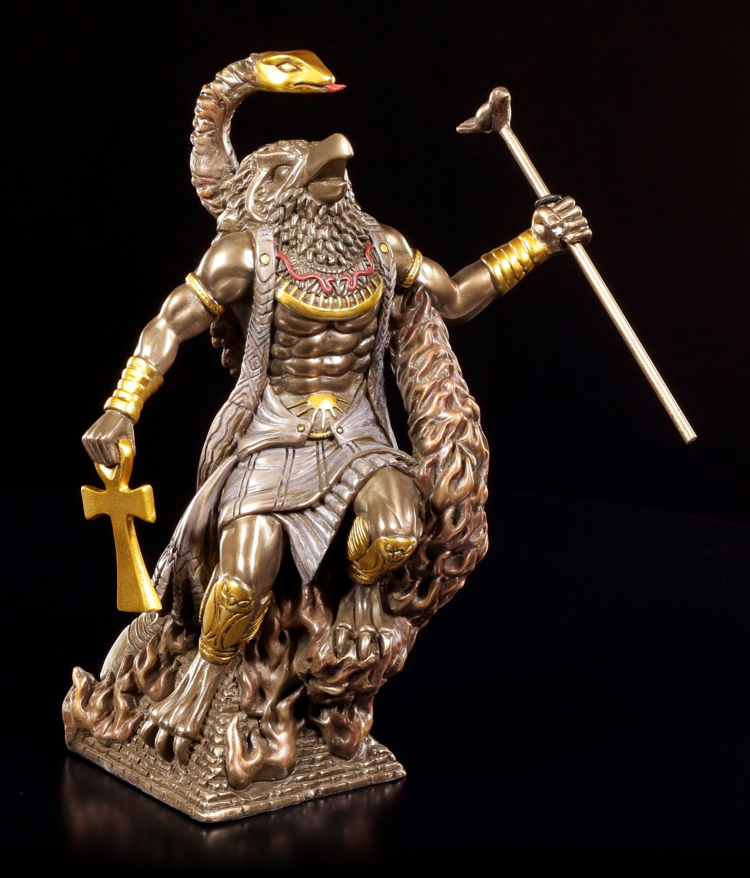 Amun Ra Figurine