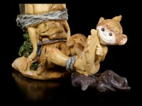 Pixie Goblin Figurine - Stake